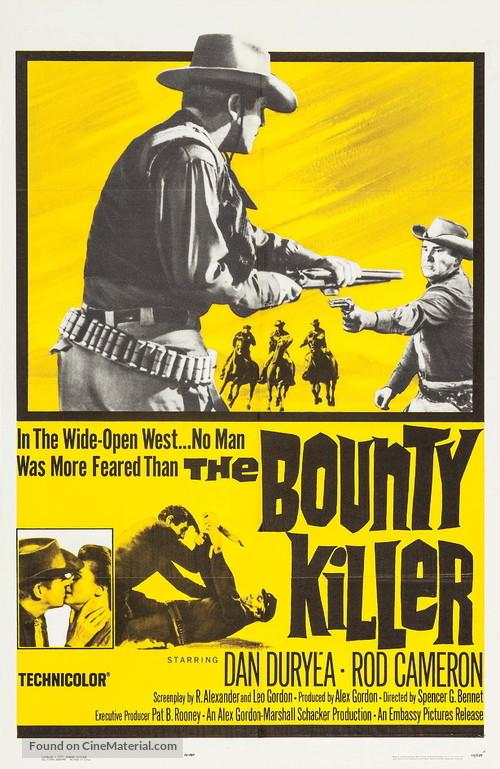 The Bounty Killer - Movie Poster