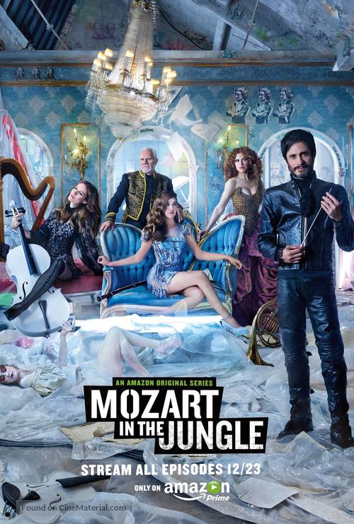 """""""Mozart in the Jungle"""" - Movie Poster"""
