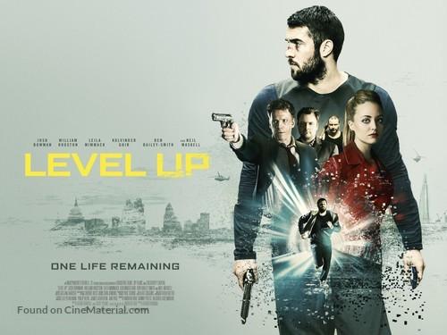 Level Up - British Movie Poster
