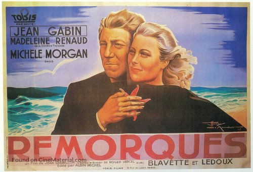 Remorques - French Movie Poster