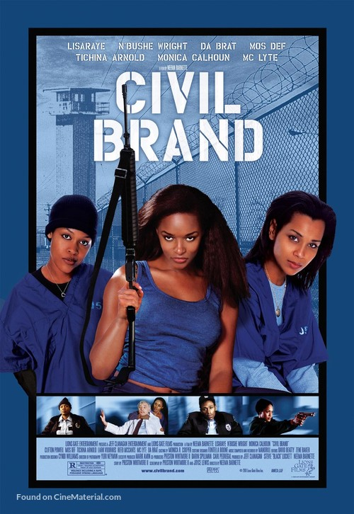 Civil Brand - Movie Poster