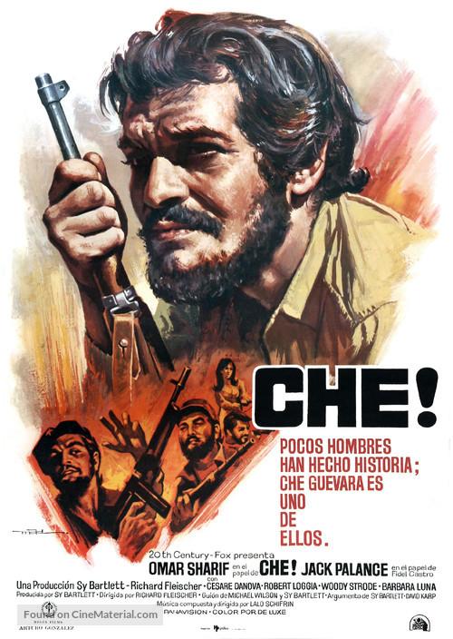 Che! - Spanish Movie Poster