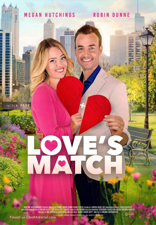 Love's Match - Movie Poster
