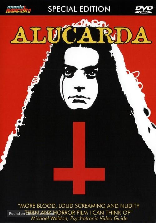 Alucarda, la hija de las tinieblas - DVD movie cover