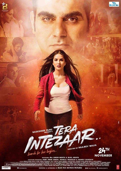 Tera Intezaar - Indian Movie Poster