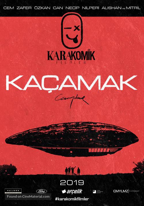 Karakomik Filmler: Kaçamak - Turkish Movie Poster