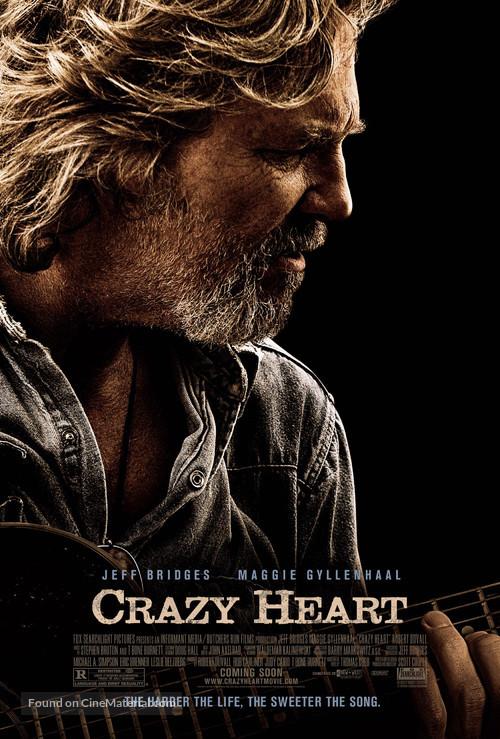 Crazy Heart - Advance movie poster