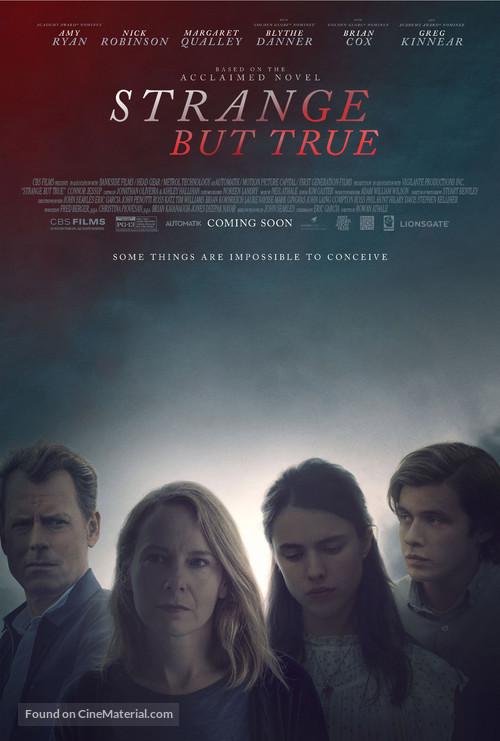 Strange But True - Movie Poster
