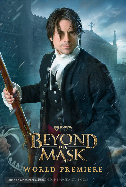 Beyond the Mask - Character movie poster
