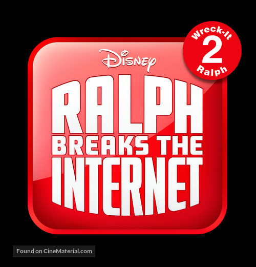 Ralph Breaks the Internet - Logo