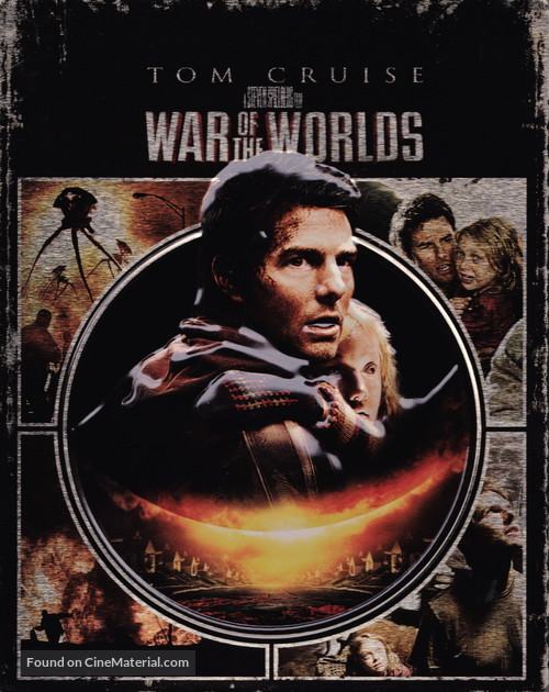 War of the Worlds - Movie Cover
