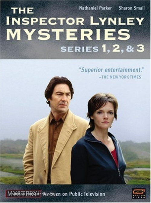 """""""The Inspector Lynley Mysteries"""" - DVD movie cover"""