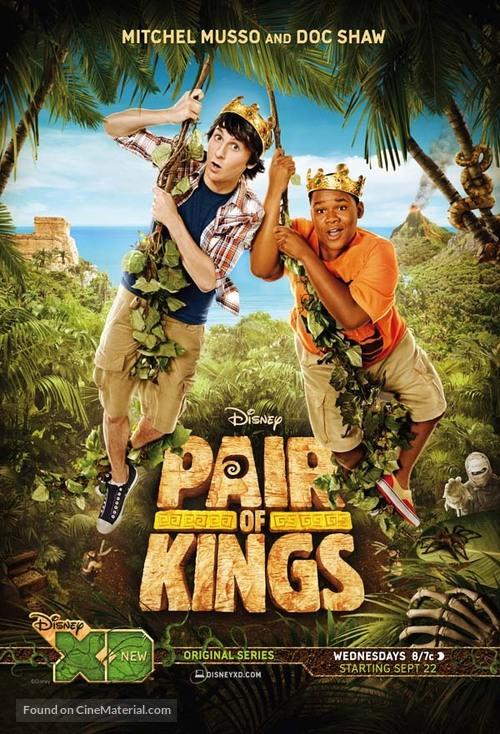 """""""Pair of Kings"""" - Movie Poster"""