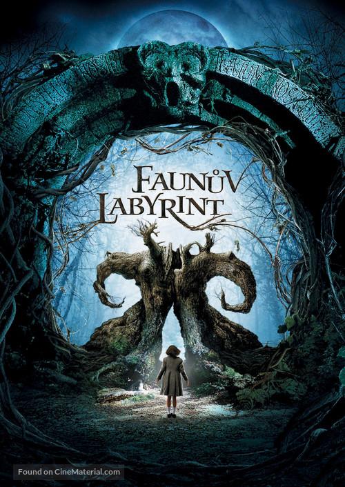 El laberinto del fauno - Czech Movie Poster