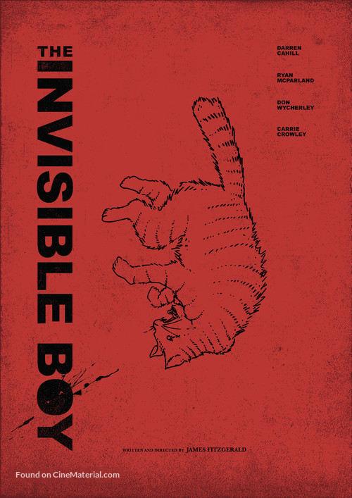 The Invisible Boy - Irish Movie Poster