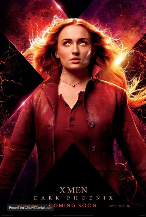 Dark Phoenix - Movie Poster