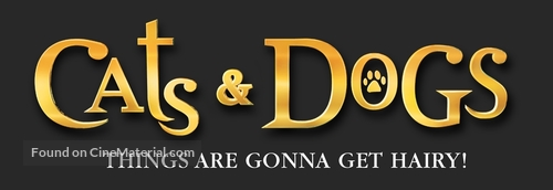 Cats & Dogs - Logo