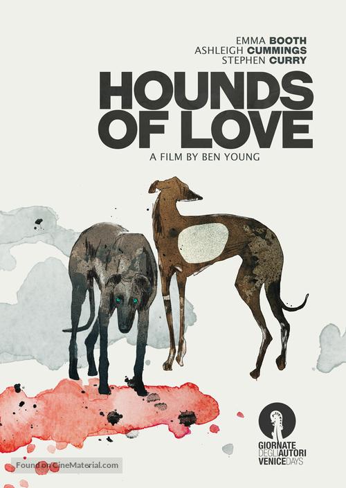 Hounds of Love - Australian Movie Poster