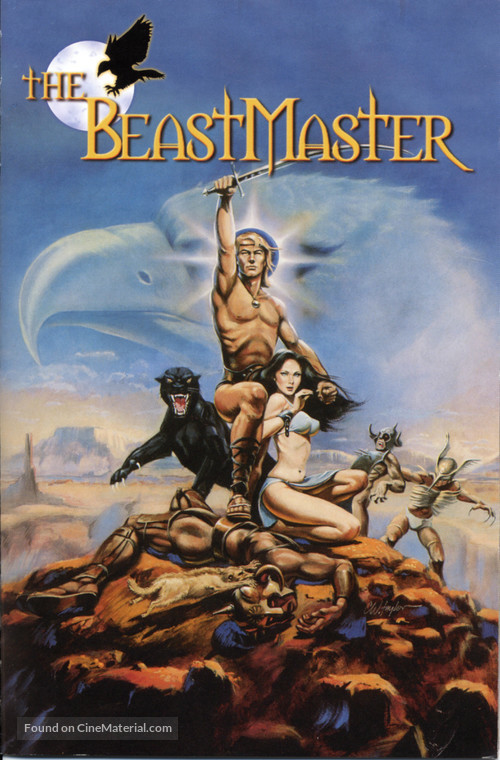 The Beastmaster - Movie Poster