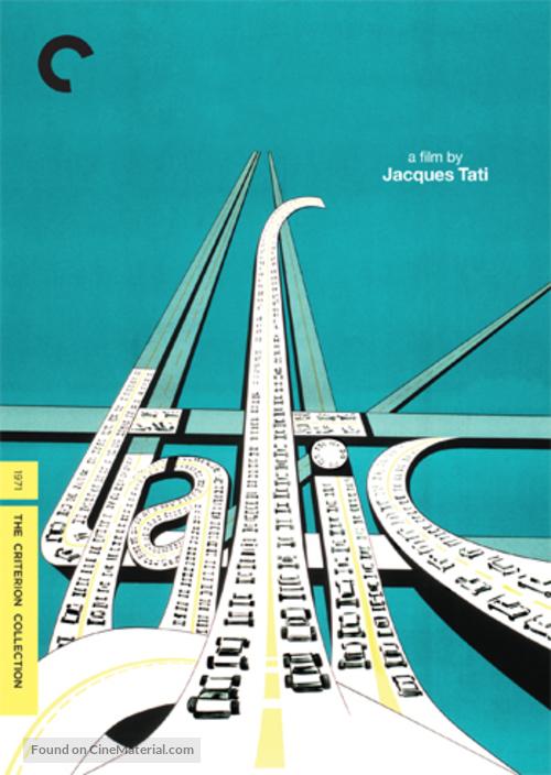 Trafic - DVD movie cover