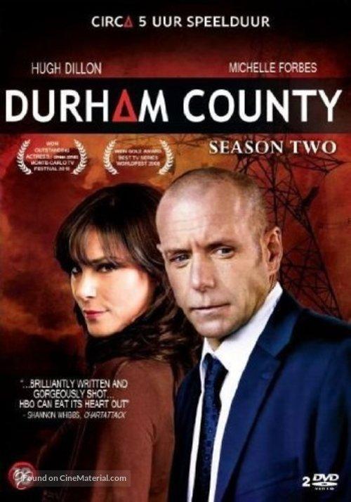 """Durham County"" - Dutch DVD movie cover"