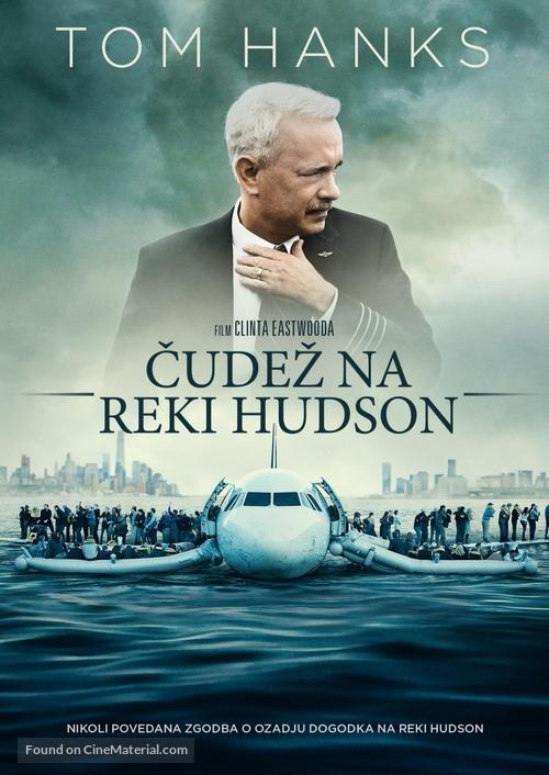 Sully - Slovenian Movie Cover