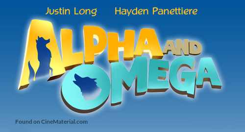 Alpha and Omega - Logo