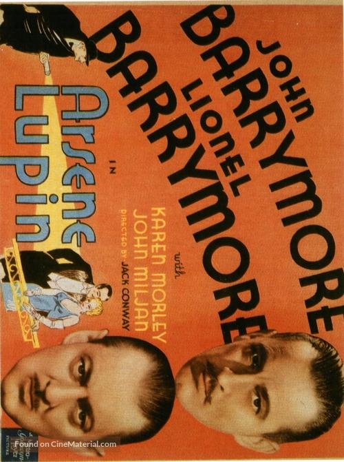 Arséne Lupin - Movie Poster