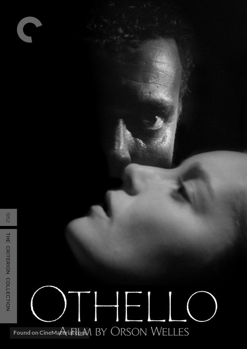 The Tragedy of Othello: The Moor of Venice - DVD movie cover