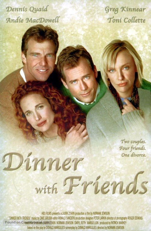 Dinner with Friends - Movie Poster