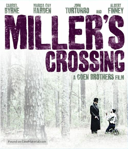 Miller's Crossing - Blu-Ray movie cover