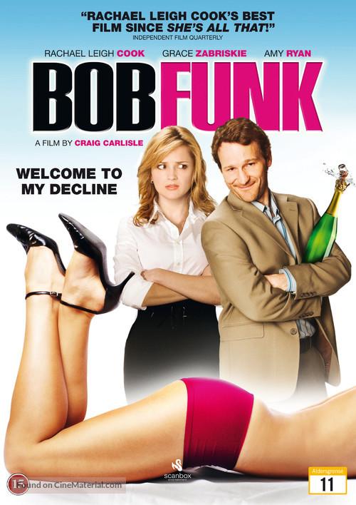 Bob Funk - Danish DVD movie cover
