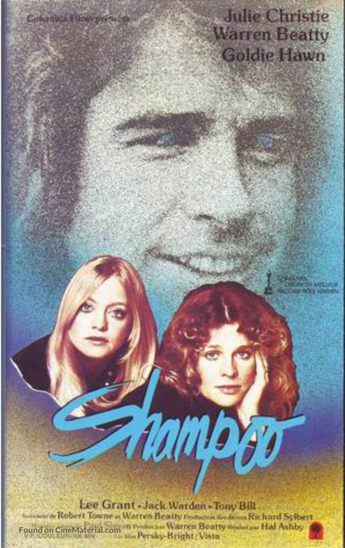 Shampoo - French Movie Poster