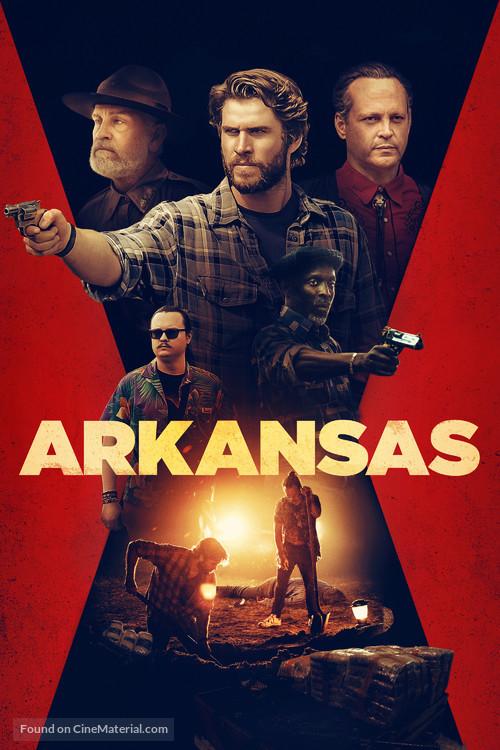 Arkansas - British Movie Cover