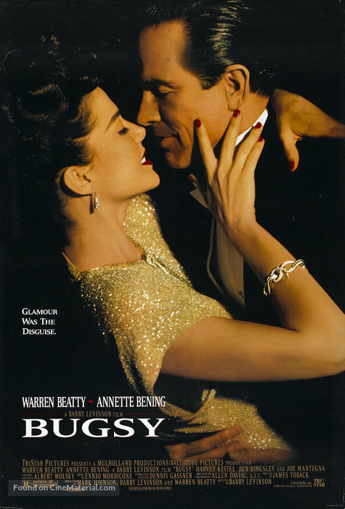 Bugsy - Movie Poster