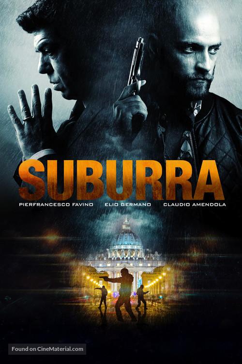Suburra - Spanish Video on demand movie cover
