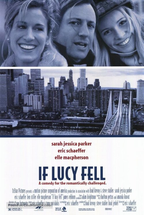 If Lucy Fell - Movie Poster