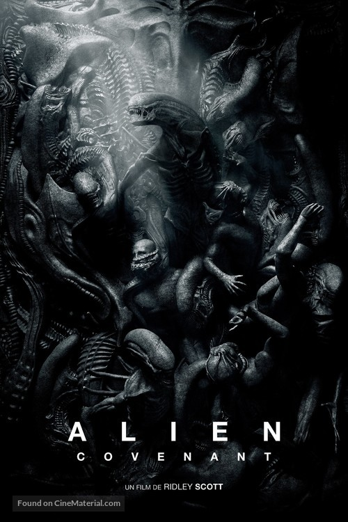 Alien: Covenant - French Movie Poster