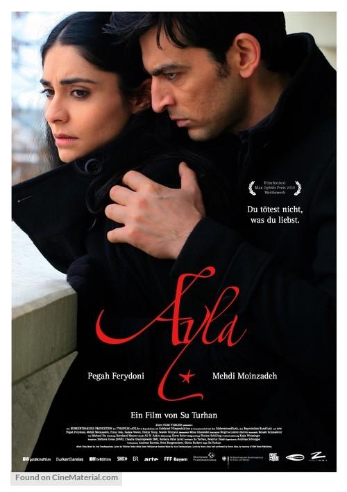 Ayla - German Movie Poster