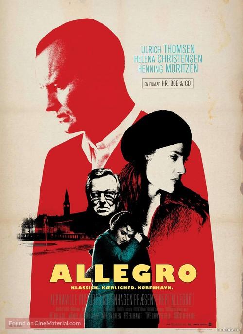 Allegro - German Movie Poster