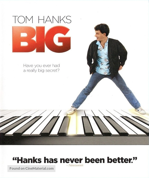 Big - German Blu-Ray movie cover