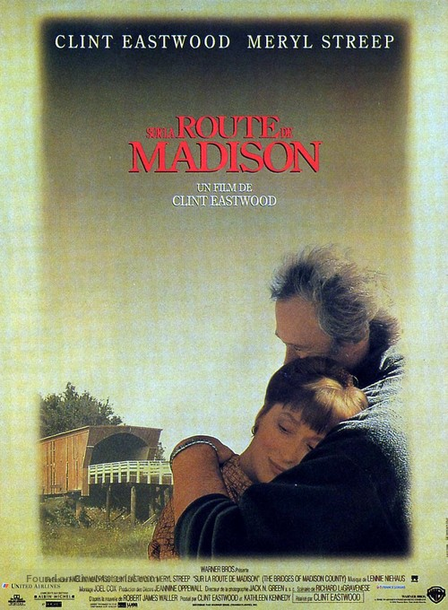The Bridges Of Madison County - French Movie Poster