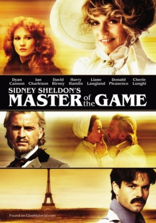 """""""Master of the Game"""" - Movie Poster"""