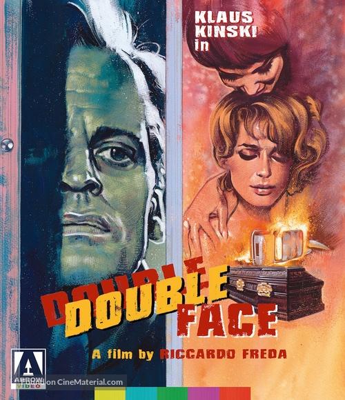 A doppia faccia - Blu-Ray movie cover