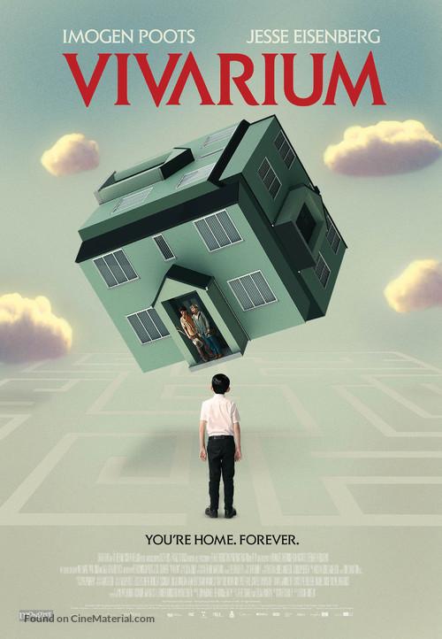 Vivarium - Canadian Movie Poster