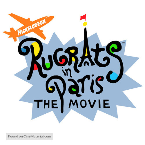 Rugrats in Paris: The Movie - Rugrats II - Logo