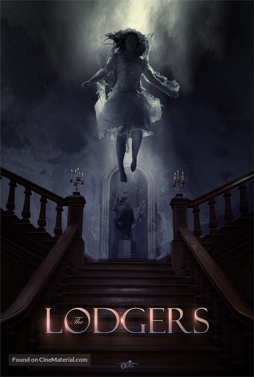 The Lodgers - Irish Movie Poster