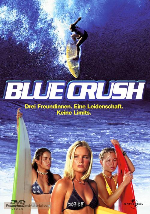 Blue Crush - German Movie Cover
