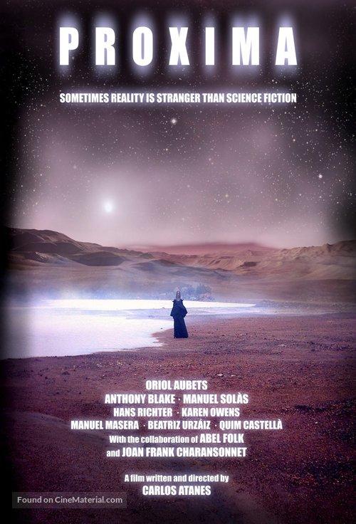 Próxima - Spanish Movie Poster