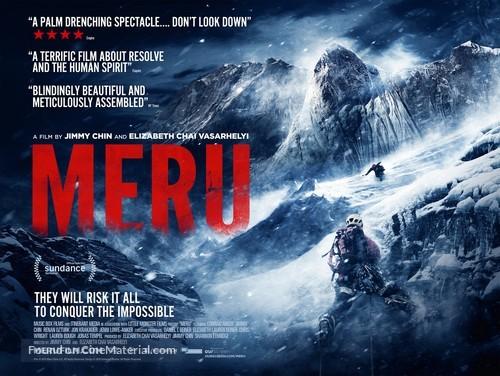 Meru - British Movie Poster